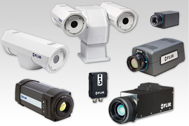 flir thermal cameras at MoviTHERM
