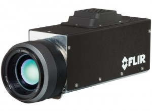 Optical Gas Monitoring Camera g300a