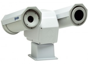 Optical Gas Monitoring Camera g300pt