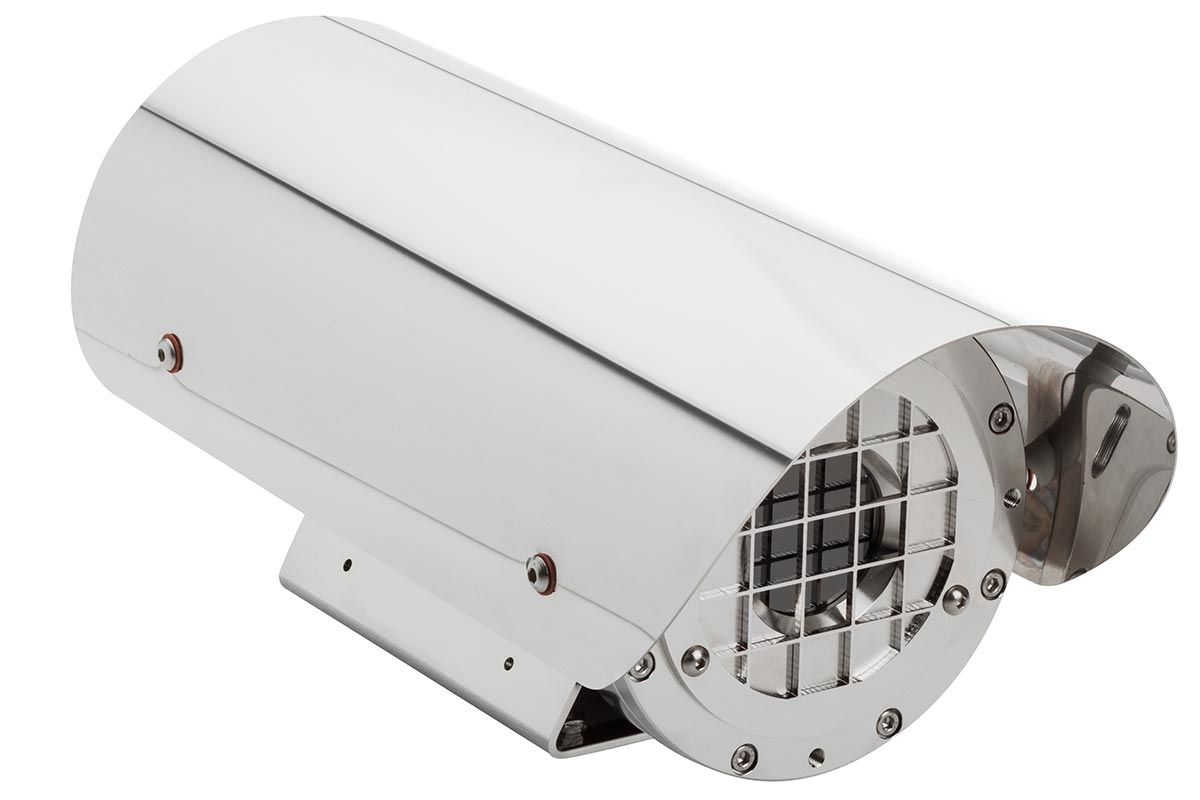 EX129 CCTV ATEX Camera Housings