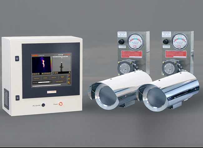 movitherm flareview system for Remote Monitoring