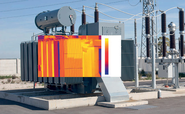 IRSX series application substation monitoring