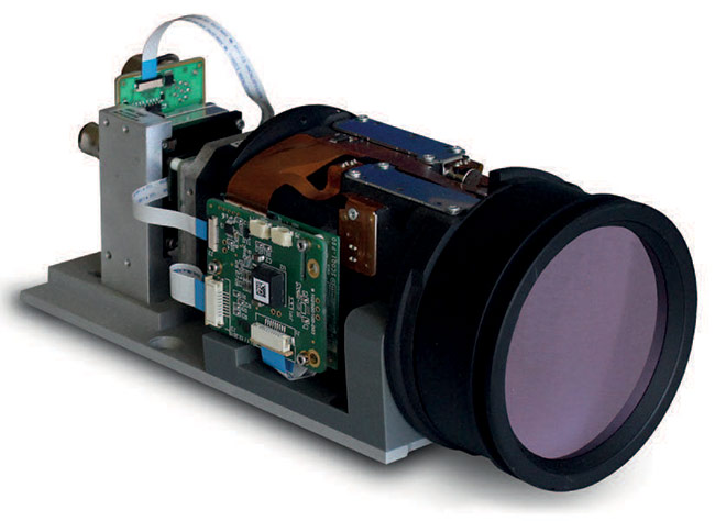 IRSX Thermal Smart Camera - Open Version