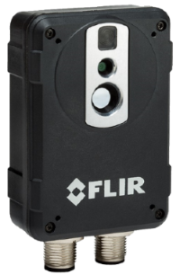 FLIR AX8 Camera Server Room Thermal Monitoring